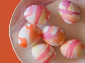 пятнистые яйца
