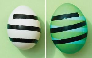 полосатые яйца 2