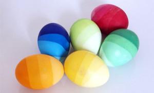 радужные яйца 2