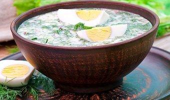Окрошка на майонезе – рецепты летнего супа