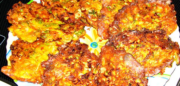 Капустные оладьи рецепт пошагово диетические