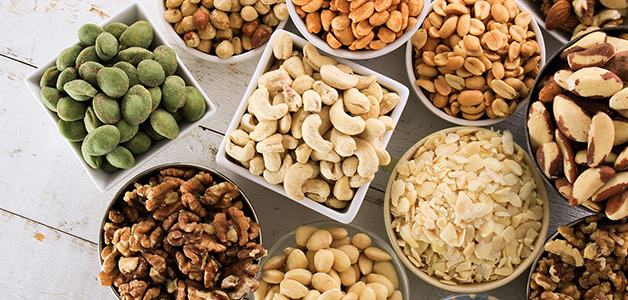 Орехи при сахарном диабете 2 типа: какие можно есть диабетикам при повышенном сахаре?