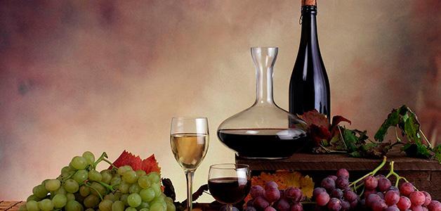 Вино из винограда домашнее