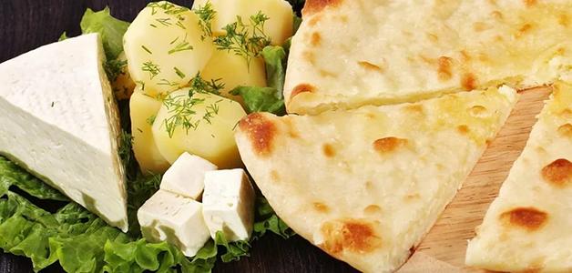 Тесто для осетинских пирогов