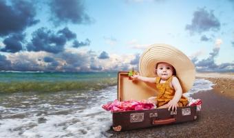 Отдых с детьми на море. Что необходимо знать