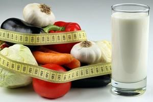 Принципы овощной диеты
