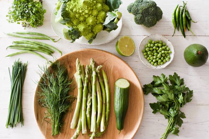Какие овощи содержат