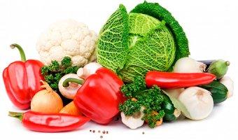 Овощи с полезными элементами – классификация по содержанию