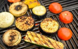 Овощи на пикник