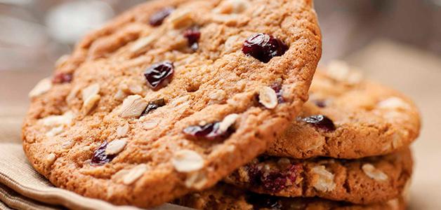 Овсяное печенье с шоколадом простой рецепт