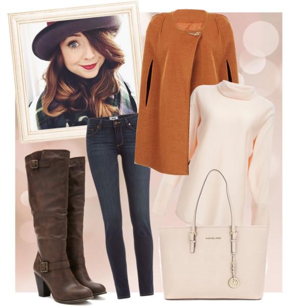 Модные пальто осень 2015