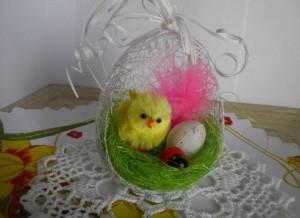 декоративные яйца 3