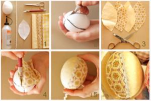 тканевые яйца 1