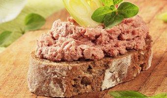 Паштет из говяжьей печени – 5 рецептов