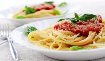 Соусы для пасты – 4 домашних рецепта