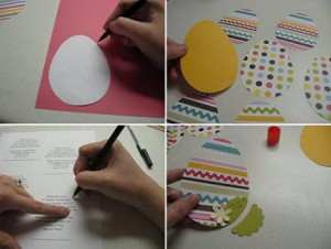 открытка-яйцо