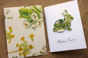 открытка с кролимок