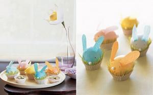 кролики из яий