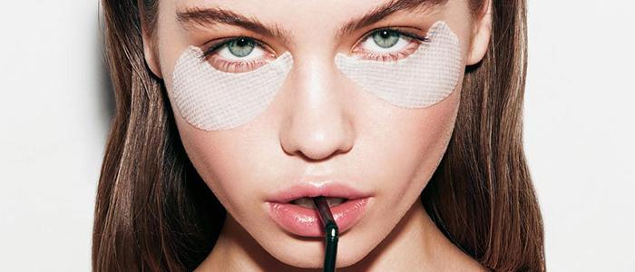 Патчи для глаз – виды, польза и инструкция по применению
