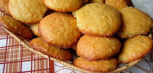 Кокосовое вегетарианское печенье