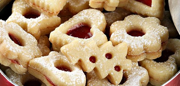простые рецепты для печенья