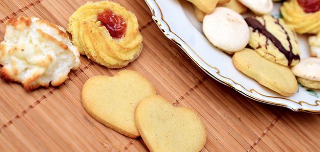 Печенье на скорую руку - простые рецепты