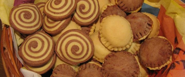 печенье на сметане день и ночь