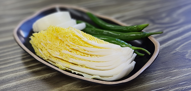 Польза пекинской капусты