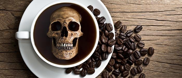 Что делать, если случилась передозировка кофеином