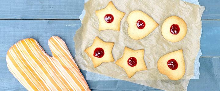 Песочное печенье на маргарине – 5 рецептов