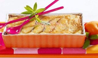 Пирог с абрикосами – рецепты с сочными фруктами