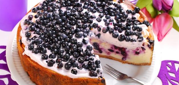 вкусный пирог с черной смородиной