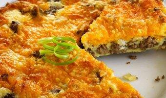Пирог с фаршем – 3 вкусных рецепта в духовке