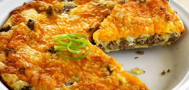 Пирог с фаршем - вкусные рецепты в духовке
