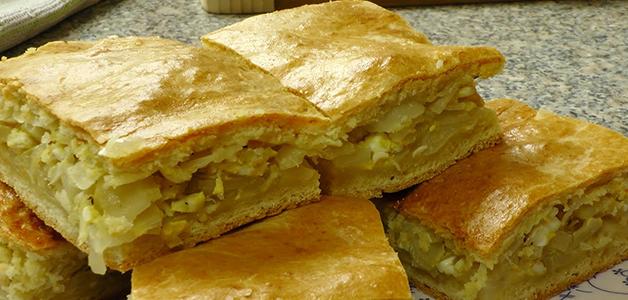 Пироги с капустой и фаршем в духовке пошаговый рецепт 47