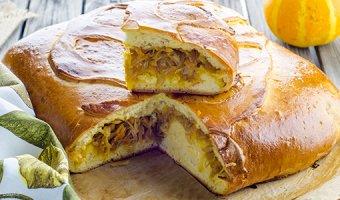 Пирог с капустой в духовке – 3 вкусных рецепта