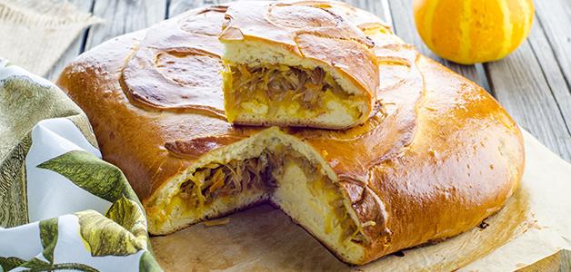 Рецепт пирога с капустой в духовке с пошаговым рецептом 59