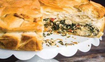 Пирог с крапивой – бабушкины рецепты