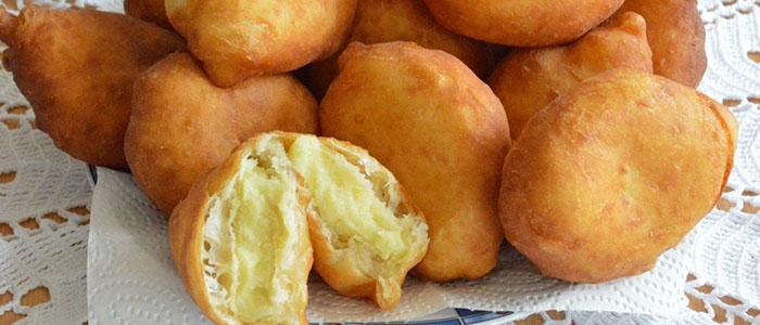 Пирожки с горохом и фасолью