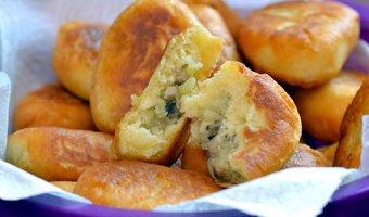 Пирожки с горохом – 4 быстрых рецепта
