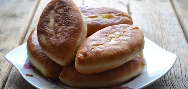 Пирожки с грибами - пошаговые рецепты выпечки