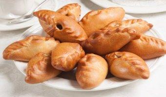 Пирожки с яйцом – рецепты русской кухни