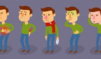 Пищевое отравление – симптомы, первая помощь, лечение
