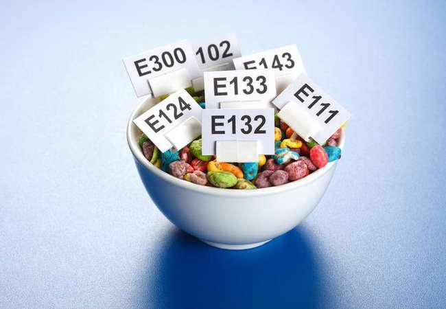 Доклад про пищевые добавки 3266