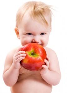 продукты для годовалого ребенка