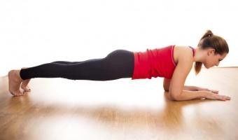 Упражнение планка – польза и варианты выполнения