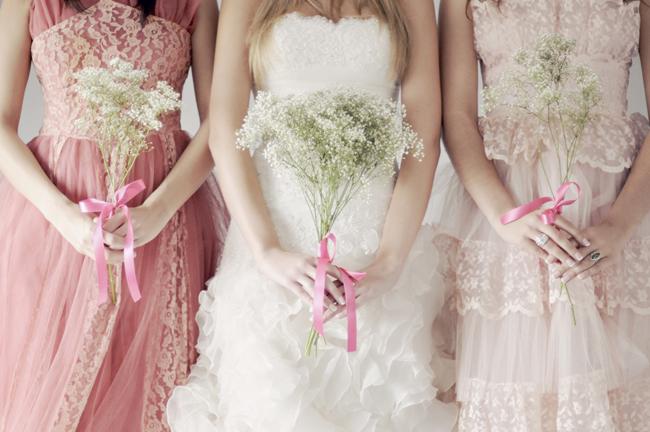 Платье в стиле шебби шик