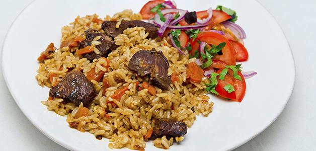 Плов из баранины - рецепты узбекского блюда
