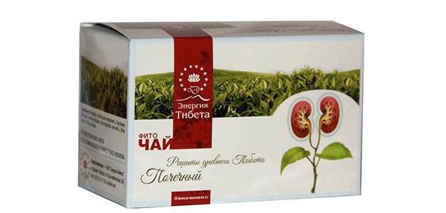 Почечный чай польза