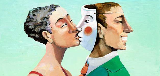Почему мужчины врут: причины мужской лжи